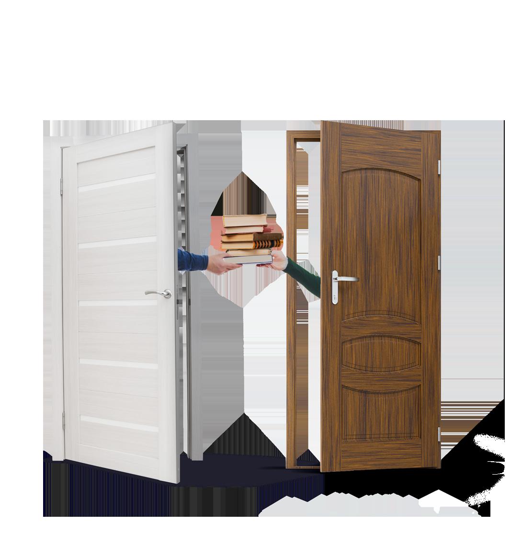 Porta da Loggi mostrando o compartilhamento de livros que serão enviados